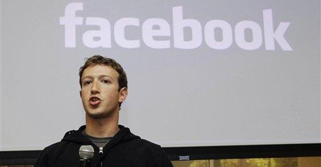 Facebook's new stock ticker: Why not LIKE or POKE?