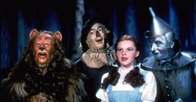 Judy's Garland's Oz dress fetches $480K in auction