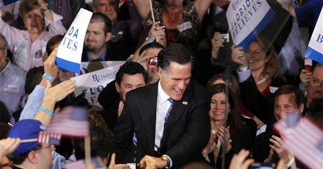 Officials: Romney to get Secret Service protection