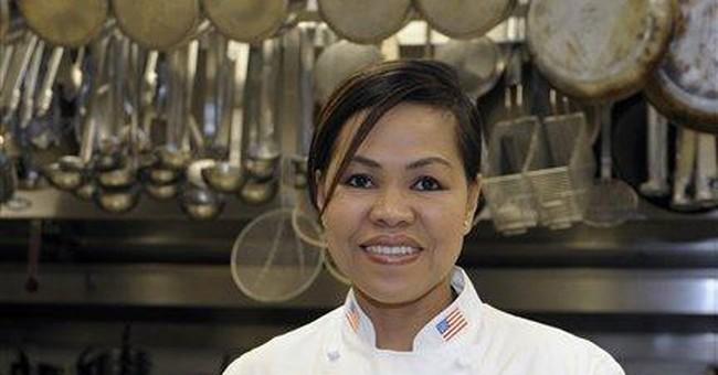 White House chef says Obamas eat seasonal