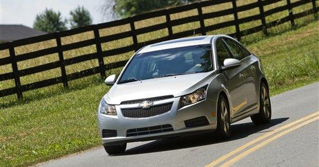 GM's US sales fall 6 percent in January