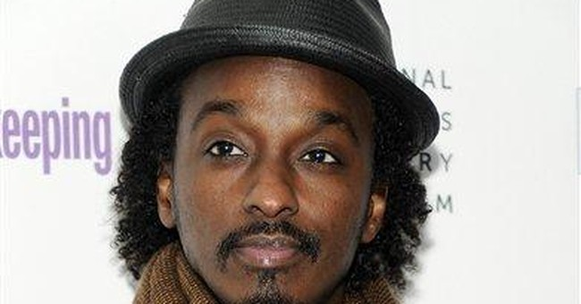 Rapper K'Naan upset Mitt Romney used his song