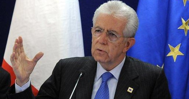 Monti takes on lobbies in fight to modernize Italy
