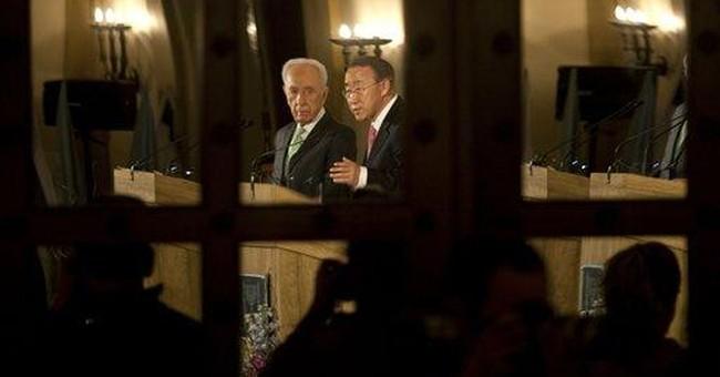 UN chief urges Israel to halt settlements