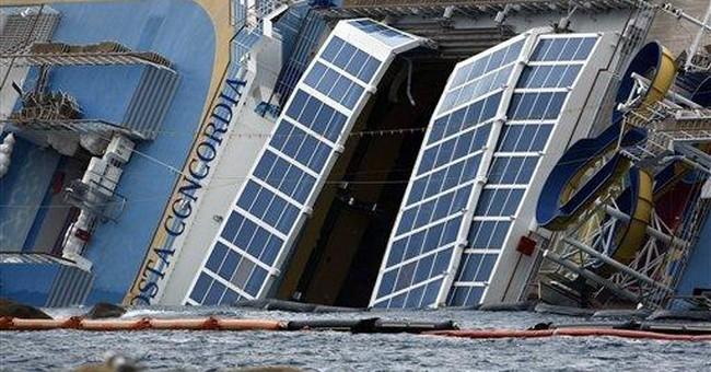 Paris prosecutor to probe Italian cruise grounding