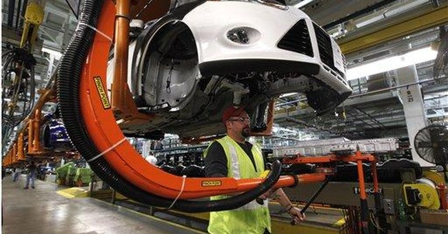 Ford's US sales up 7 percent in January