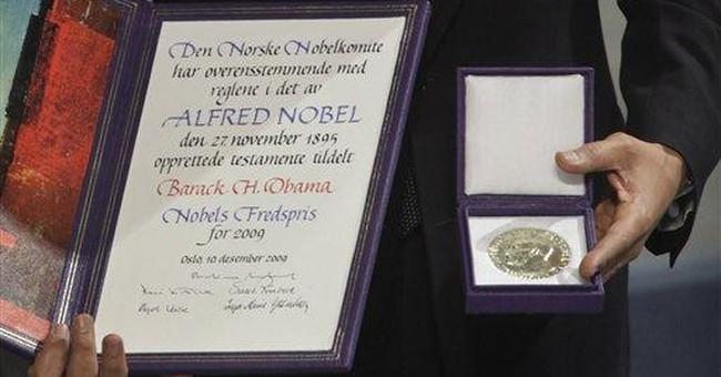 Nobel peace prize jury under investigation