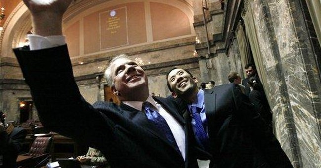 WA Senate approves bill to legalize gay marriage