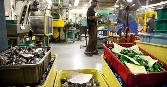 Worker productivity growth slowed in 4th quarter