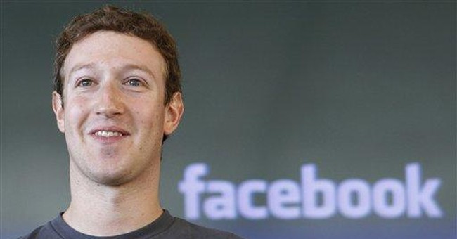 For Facebook, exchange choice is a matter of image