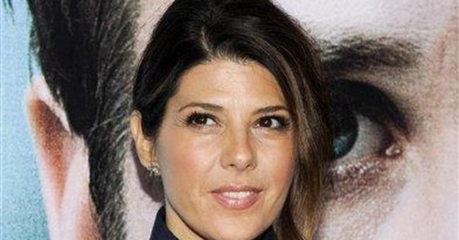 Marisa Tomei sued over leak in her NYC building