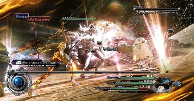 Review: Square gets 'Final Fantasy' back on track