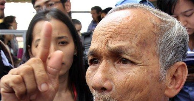 Khmer Rouge chief jailer gets life in prison