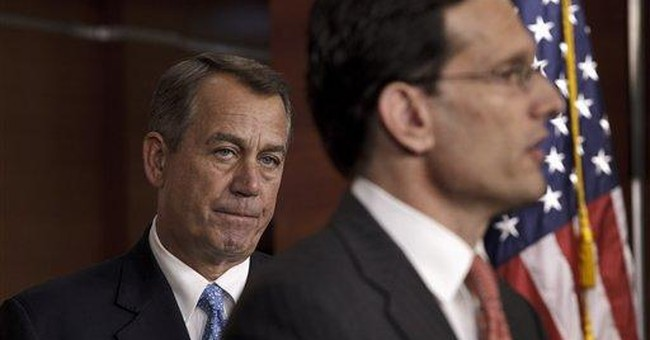 House ready to consider insider trading ban