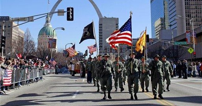 More cities consider parades for Iraq War vets