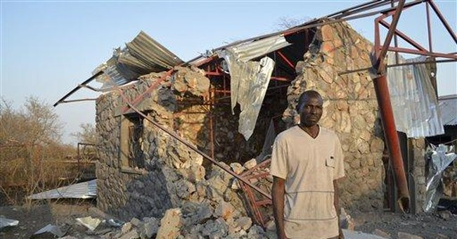 Sudan bombs US-funded Bible school, US condemns