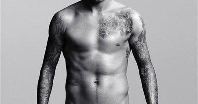 Men's underwear getting a little extra attention