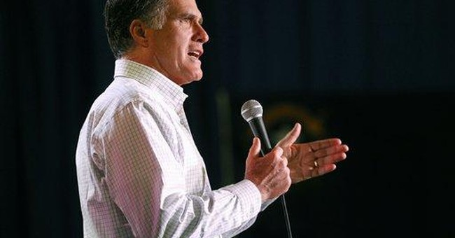 Romney emphasizes patriotism - a lot