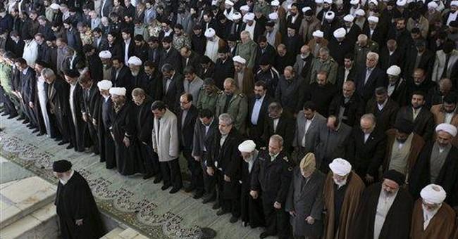 Iranian leader warns US, Israel against strikes