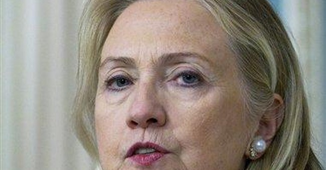 Clinton: US, Europe must work to defeat tyrants