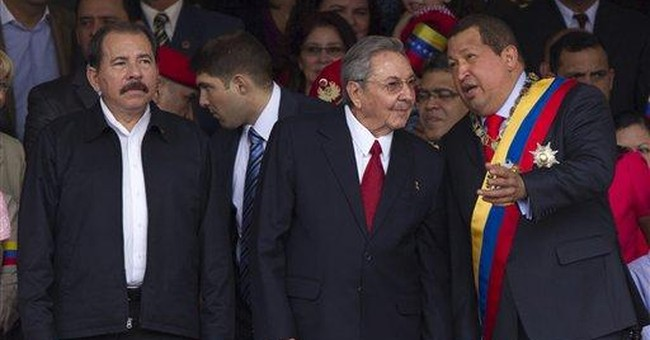 Chavez celebrates 20th anniversary of coup attempt