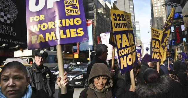 Labor headache on Broadway may be averted