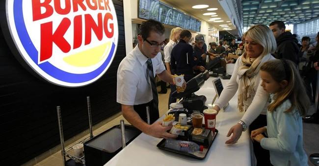 Burger King's Whopper returns to France