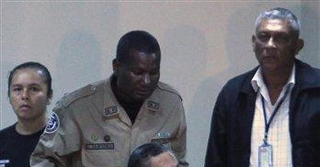 Former Panamanian dictator Noriega hospitalized