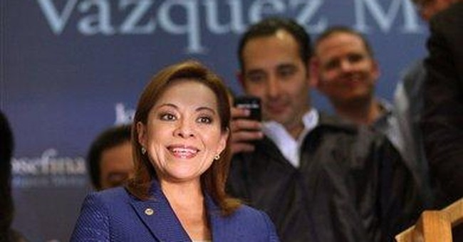Candidacy tests Mexico's culture of machismo