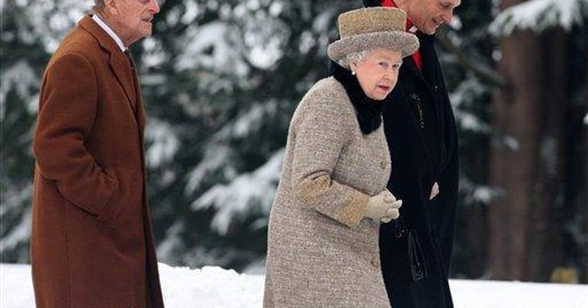 Queen prepares to mark 60 yrs on throne