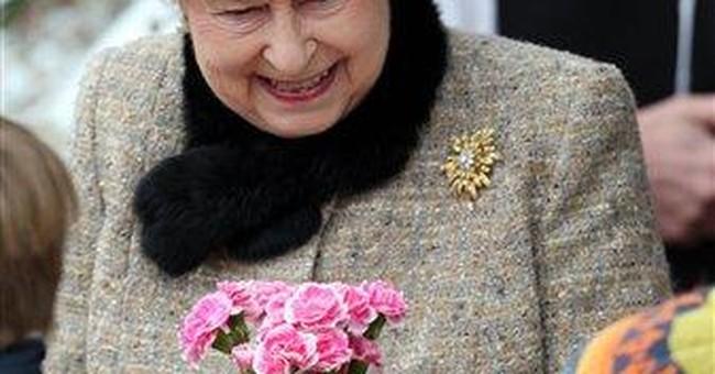 Queen Elizabeth II marks Accession Day