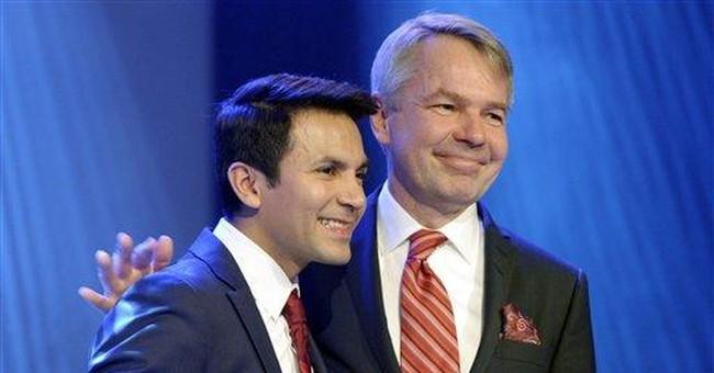 Conservative wins Finland presidential vote