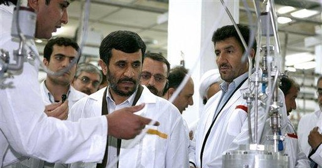 Iran's parliament summons Ahmadinejad