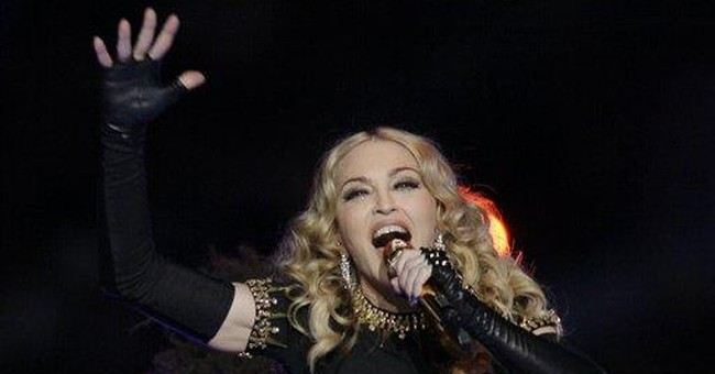 Madonna's first tour since '09 to start in Israel