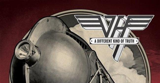 Music Review: Van Halen ageless on new album
