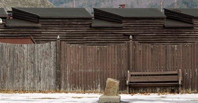 Despite ceremony, NY fort's skeletons not buried