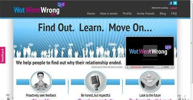 Love gone wrong? Go digital to get over an ex