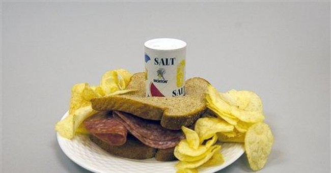 CDC: Bread beats out chips as biggest salt source