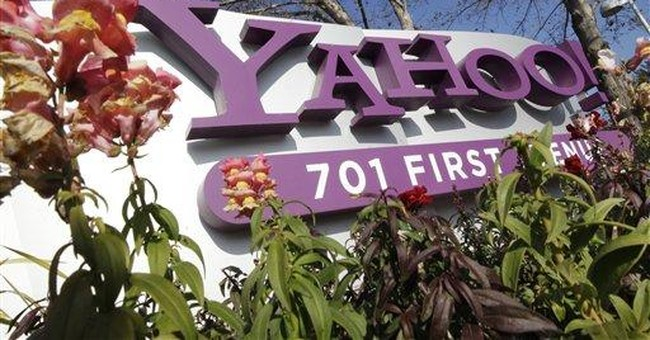 Chairman, 3 others out in Yahoo board shake-up