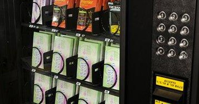 Pa. vending machine dispenses 'morning-after' pill