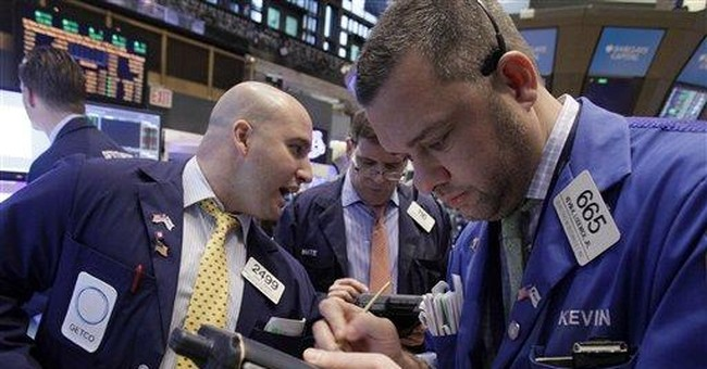 Dow approaches 13,000, and maybe a record to come