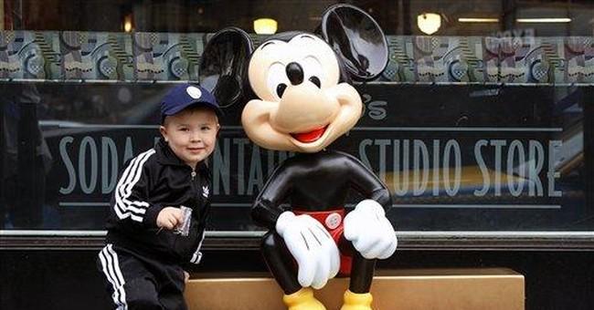 Disney 1Q revenue misses estimates but profits up