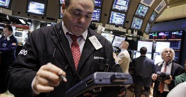 Stock end higher, erasing early losses