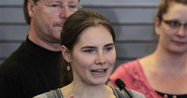 Amanda Knox lawyer appeals slander conviction