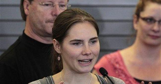 Amanda Knox lawyer appeals slander conviction