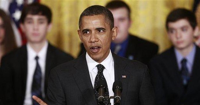 PROMISES, PROMISES: Obama embraces 'super PAC'