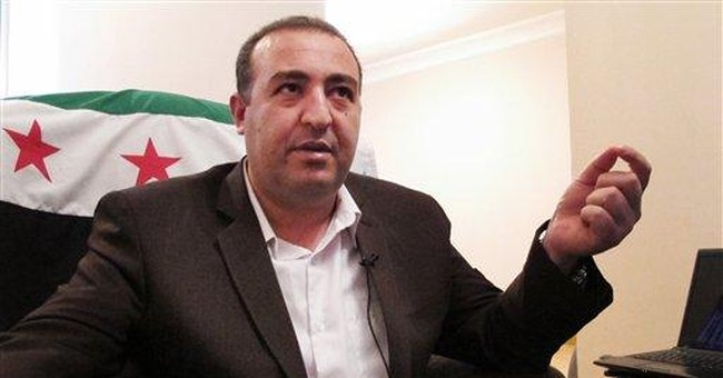 After doubts grow, a regime backer flees Syria