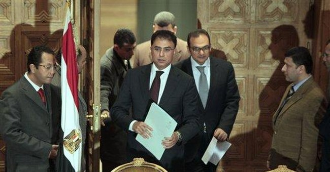 Egypt's PM says US threats to cut aid won't work