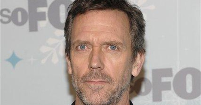 Dr. House hangs up his Fox TV stethoscope