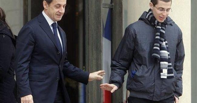 Sarkozy advises against military strike on Iran